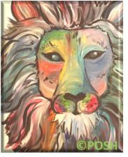 "The image for Family Day ""Rainbow Lion"""