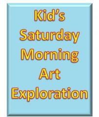 The image for Kid's Art Exploration