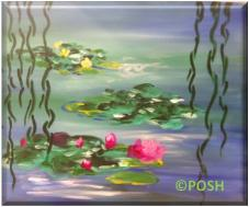 "The image for Public Class ""Monet Lilly Pads"""