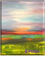 "The image for Public Class ""Abstract Sunset"""