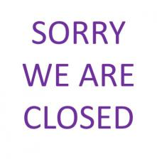 The image for CLOSED
